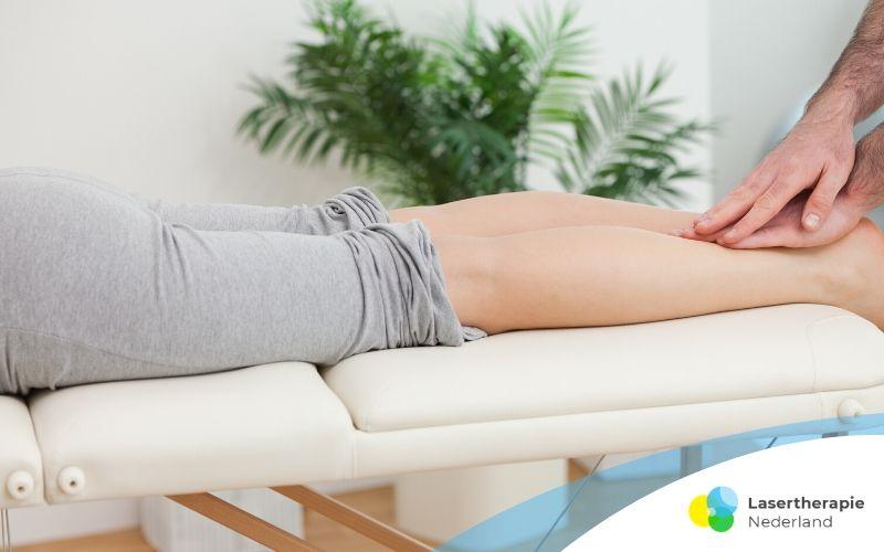 Lasertherapie en fysiotherapie
